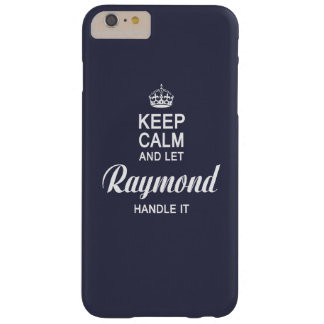 Let the Raymond handle it! Barely There iPhone 6 Plus Case