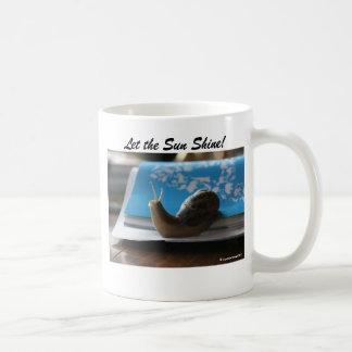 Let the Sun Shine! Mug
