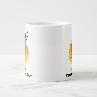 Let The Terrible Fire Out! Mug
