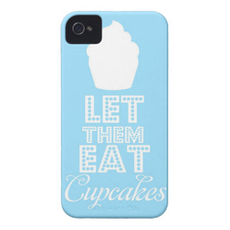 Let Them Eat Cupcakes Case-Mate iPhone 4 Case