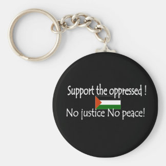 let there be peace Keychain