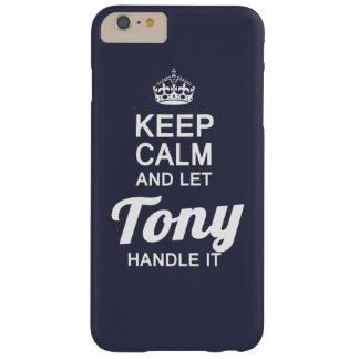 Let Tony handle it! Barely There iPhone 6 Plus Case