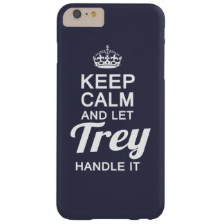 Let TREY Handle It Barely There iPhone 6 Plus Case
