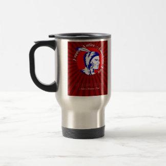 Let Us celebrate together Native American Pride Po Mug