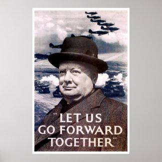Let Us Go Forward Together Poster