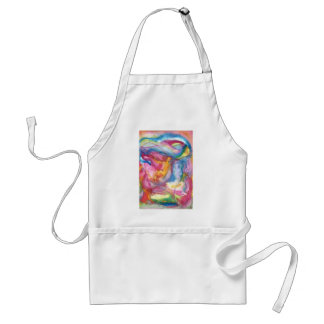 Let your Genie out of the bottle Adult Apron