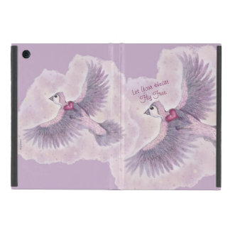 Let Your Heart Fly Free Fantasy Magical iPad Mini Case