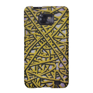 LET YOUR LIGHT SHINE Design Samsung Galaxy SII Cover