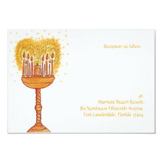Let Your Light Shine Reception Custom Announcement