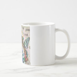 Let your soul Fly Mugs