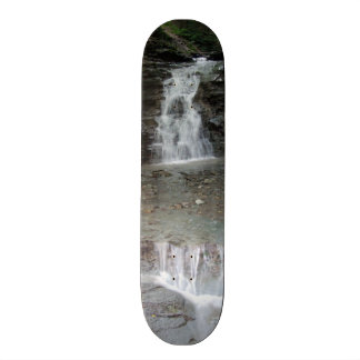 Letchworth State Park Cascading Waterfalls Skateboard Deck