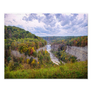 Letchworth State Park Print Photo Print