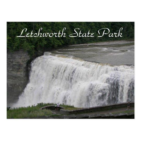 Letchworth State Park Travel Photo Postcard