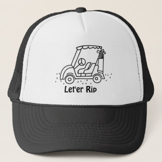 Let'er Rip Trucker Hat