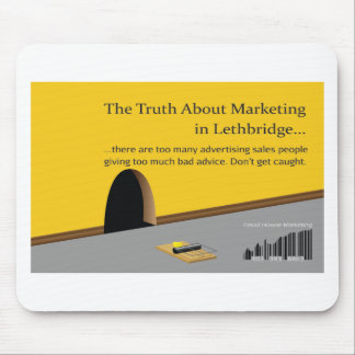 Lethbridge Marketing and Advertising Mouse Pad