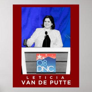 Leticia Van De Putte Print