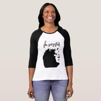 """#LetLizSpeak Shirt - """"Nevertheless, She Persisted"""""""
