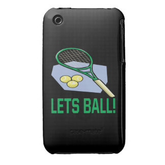 Lets Ball iPhone 3 Case-Mate Case