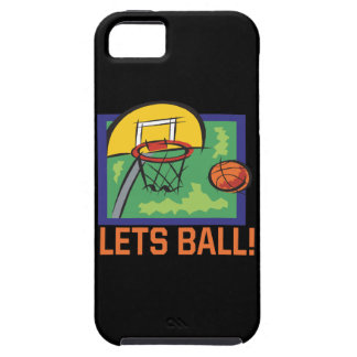 Lets Ball iPhone 5 Case
