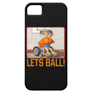 Lets Ball iPhone 5 Covers