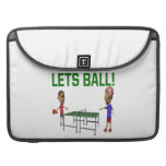 Lets Ball MacBook Pro Sleeves