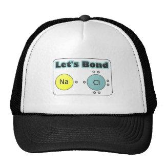 Let's Bond! Cap