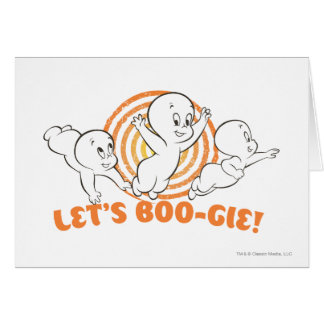 Let's Boo-gie Card