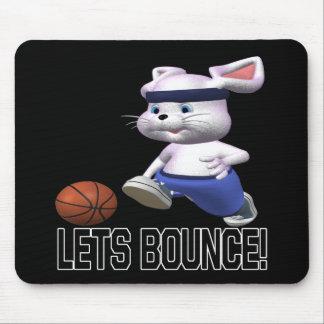 Lets Bounce Mouse Pads