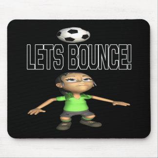Lets Bounce Mousepads