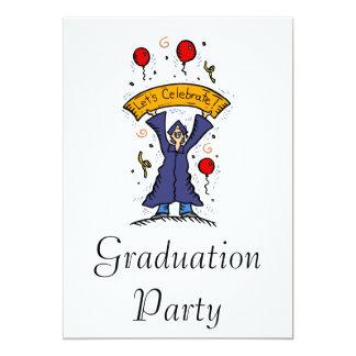 Lets Celebrate 13 Cm X 18 Cm Invitation Card