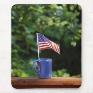 Let's celebrate our country. mouse pad