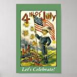 Let's Celebrate Print