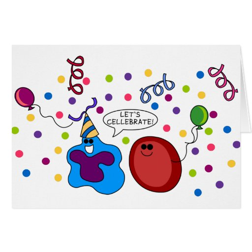 Let's Cellebrate Cards
