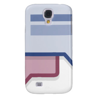 Let's chat on facebook galaxy s4 case