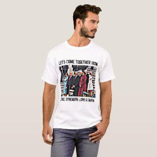 Let's Come Together, President Obama & Trump Shirt