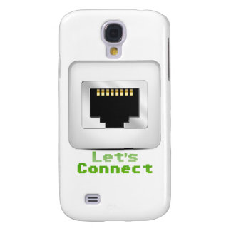 Let's Connect Samsung Galaxy S4 Cases