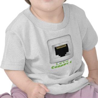 Let's Connect T-shirt