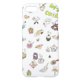 let's cook iPhone 7 case