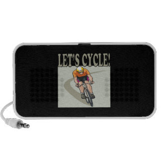Lets Cycle Speakers