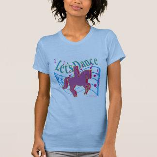 Let's Dance Ladies Dressage Shirt