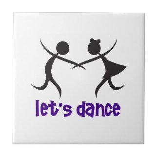 LETS DANCE CERAMIC TILES