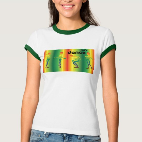 Lets Dance Tshirt