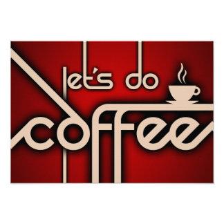let's do coffee invites