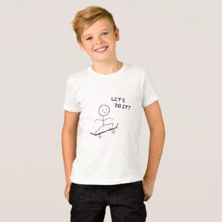 let's do it!! T-Shirt