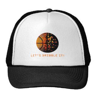 LET'S DRIBBLE IT! CAP