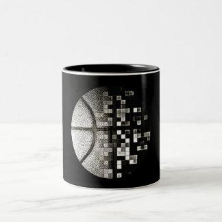let's dribble it! coffee mug