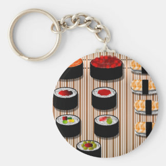 Let's Eat Keychain