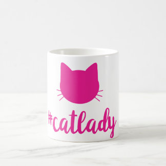Lets Everyone Know That You Are A Cat Lady! Coffee Mug