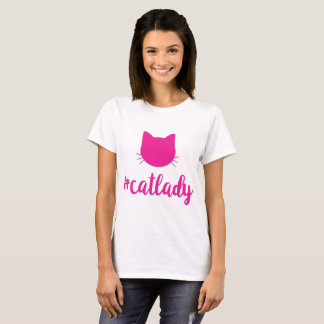 Lets Everyone Know That You Are A Cat Lady! T-Shirt