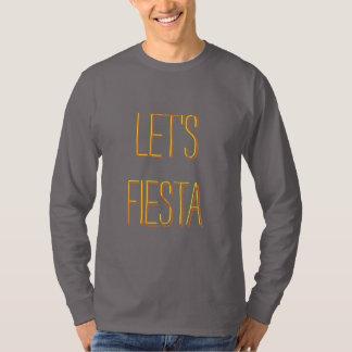 Let's Fiesta Sweater T-shirt
